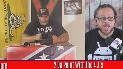 2 DA POINT with THE 4J's - UNITE AMERICA FIRST