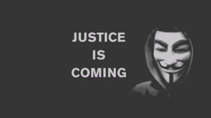 Justice is coming !