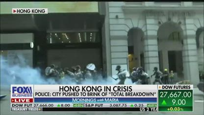 US calls on China to resolve Hong Kong unrest peacefully: Marc Short