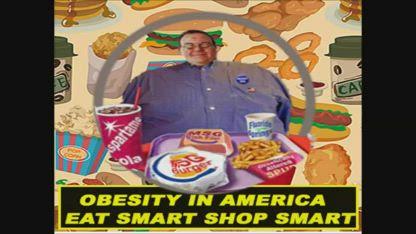 EAT SMART SHOP SMART