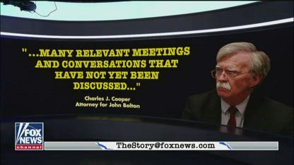 Why are House Democrats giving up on John Bolton so easily?