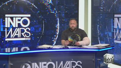 Laura Loomer, Banned from CPAC, Visits Alex Jones