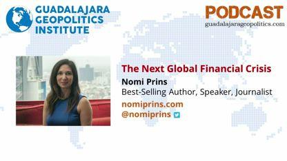 Nomi Prins: The Next Global Financial Crisis