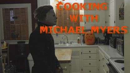 Cooking with Michael Myers: No Bake Pumpkin Fudge (Gluten Free)
