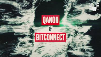 Q-anon and Bitconnect
