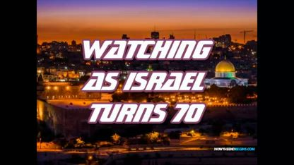 Will Bible Prophecy Be Fulfilled As Regathered Israel Celebrates 70 Years?