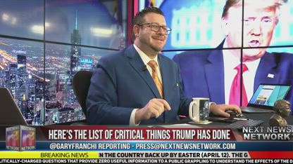 Here's the List of CRITICAL Things Trump Has Done for YOU the Media WON'T Show!