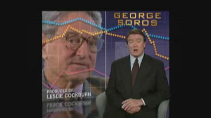 George Soros - Entire 60 Minutes Interview