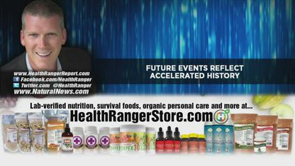 Future events reflect ACCELERATED HISTORY