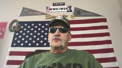 Retired Marine - Zero Hedge Gives Introduction To QAnon! - 01/16/2020