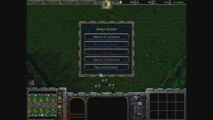 Warcraft 3 Classic: Attack of the Multiverse V0.02 - Holy Arathi Empire Preview
