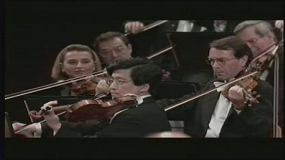 Beautiful Music: Brahms  Symphony No.1   Nikolaus Harnoncourt Conductor