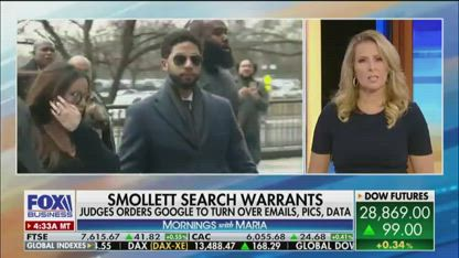 Judge orders Google to release Jussie Smollett's emails, private messages