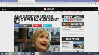 Hillary Planning to Run & Steal 2020  - Sign The Petition Against Voter Fraud