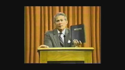 How To Know The King James Bible Is Gods word - Dr Peter Ruckman