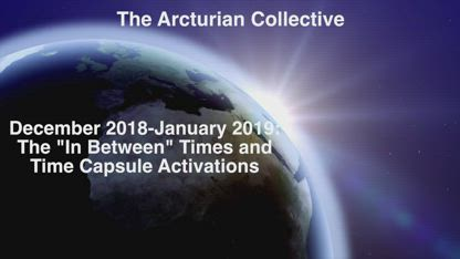 December 2018-January 2019: The In-Between Times & Time Capsule Activations