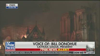 Alex Jones Talk Notre Dame Fire