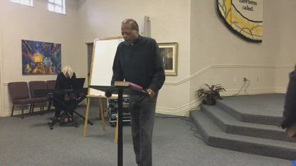 Pastor Stephen Broden Preaches on the Age of Deception
