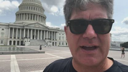 George Webb: 08/19/18 b - Live from the Capitol