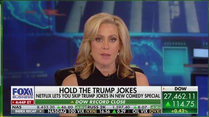 Netflix gets political: New special lets you skip Trump jokes