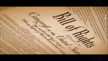 THE BILL OF RIGHTS Radio drama James Stewart in the 150th anniversary of the Bill of Rights