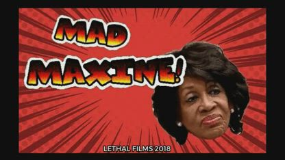 IT'S MAD...and it's MAXINE!