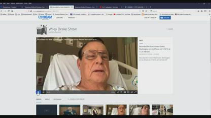 Pastor Wiley Drake Update from Hospital, Surgery Scheduled for 10 am CST Tuesday morning
