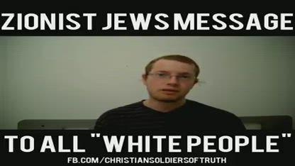 Zionist Jew We Are The Chosen Ones