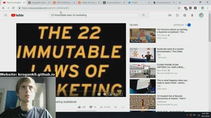22 Immutable Laws of Marketing Book - How to Sell Anything Online - Summary & My Take