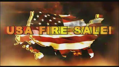 USA Fire Sale