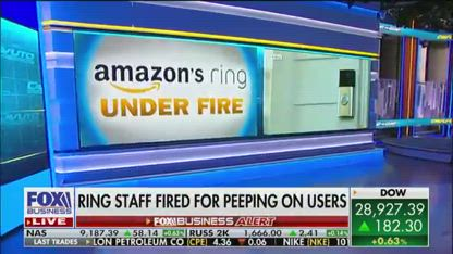 Who has access to your doorbell cam Amazon's Ring under fire for abusing data