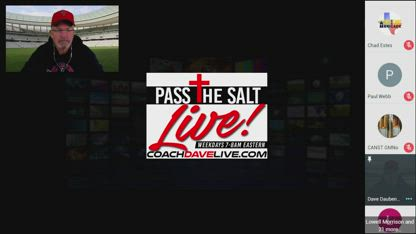 Pass the Salt Live - Plow your Field 10-26-2018