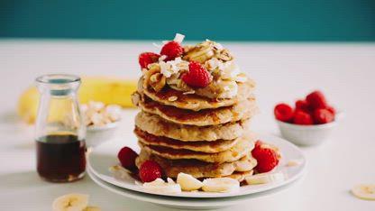Life-Changing Banana Pancakes