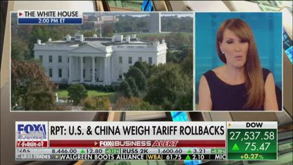 US, China weigh tariff rollbacks: Report