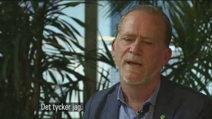 Daniel Helldén (MP) i Stockholm om genuspedagogik respektive svenskundervisning