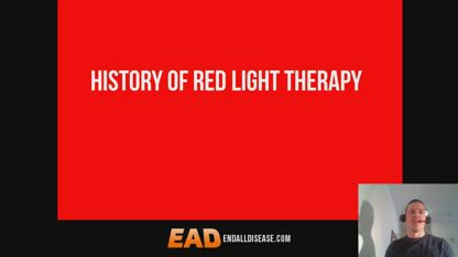 History of Red Light Therapy | Phototherapy