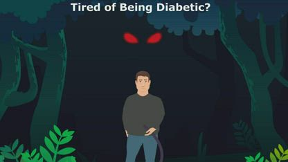 Reverse Type 2 Diabetes Naturally with the Death to Diabetes Book -- Jack's Story