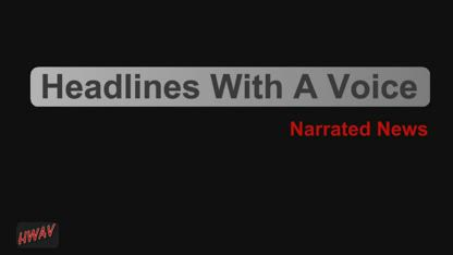 Now What? Headlines With A Voice