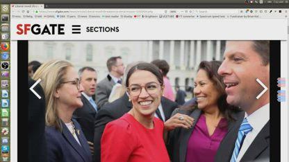 Liberal revolt threatens to derail House Democrats