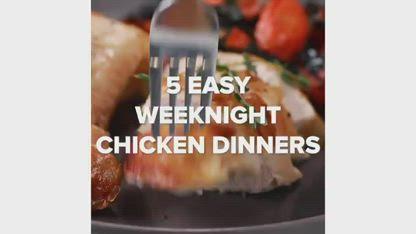 5 Easy Weeknight Chicken Dinners