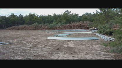 Grayling Michigan Greenhouse and Pole Barn Grow 2016