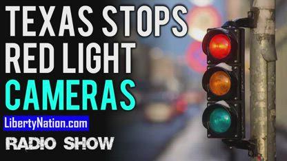 Texas Stops Red Light Cameras