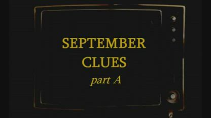 September Clues 911 Documentary