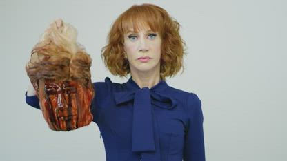 How Kathy Griffin became the most hated comedian in America