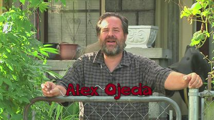 Permaculture Gardens!  Alex Ojeda Updates His Homestead Permagarden