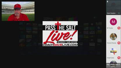 Pass the Salt Live - Jezebel Destroying Men 9-21-2018