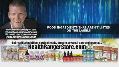 Food INGREDIENTS that aren't listed on the LABELS