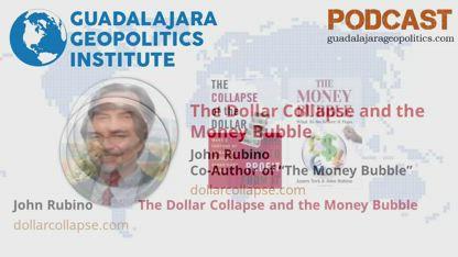 John Rubino: The Dollar Collapse and the Money Bubble