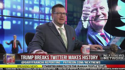 BOOM! Trump Breaks Twitter! Makes HISTORY - The Reason Why will Blow Your Mind