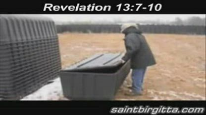 New World Order Fema Coffins For American People Martial Law 2009-2012